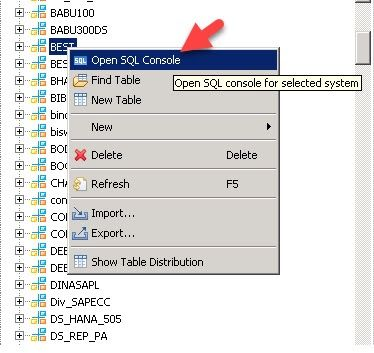 Implementing HANA Information view to calculate distance