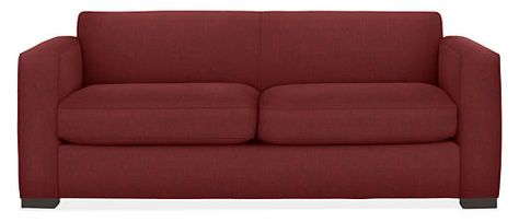 Brilliant Room And Board Ian Guest Select Sleeper Sofas In Red 73 Inch Andrewgaddart Wooden Chair Designs For Living Room Andrewgaddartcom