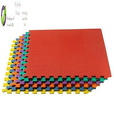 Details About Multipose Exercise Floor Mat With Eva Foam