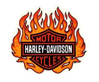 Harley Davidson Decals Vintage RARE Harley Davidson Authentic - Stickers for motorcycles harley davidsons
