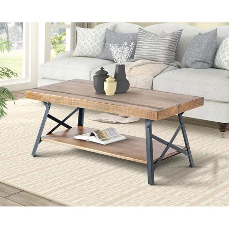 Home Solid Wood Coffee Table Cool Coffee Tables Furniture