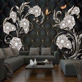 Vlies Fototapete Wandbilder Fototapeten Modern Luxuxseide