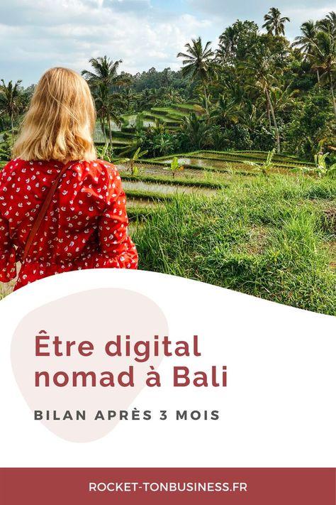 Bilan : 3 mois en tant que digital nomad à Bali