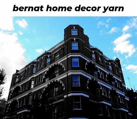 Bernat Home Decor Yarn 1009 20190521085820 62 Metal Home Decor Accents Home Decor Ebay Uk Stores Kolkata Ho Home Decor Boxes Home Decor Baskets Home Decor Catalogs