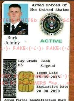 FAKE I D  USING JOHN BURK ! | Identification card fake | Innocent people