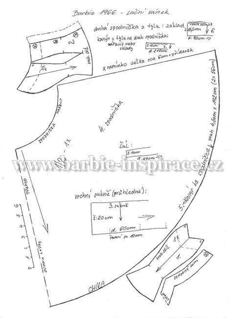 photo relating to Printable Barbie Clothes Patterns known as Graphic consequence for Printable Barbie Doll Apparel Layouts Cost-free