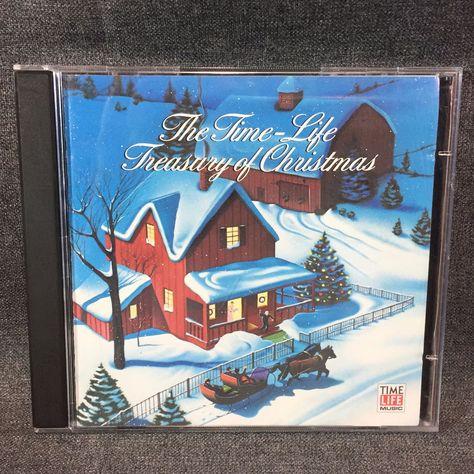 Time Life Treasury Of Christmas.The Time Life Treasury Of Christmas 1987 Original Recording