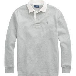 Reduzierte Langarm Poloshirts Für Herren Rugby Shirts Hemd Männer Outfit