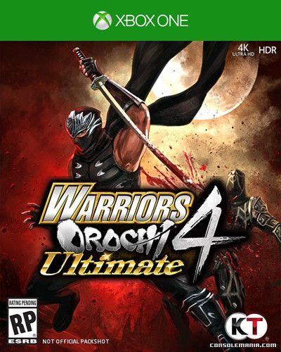 Warriors Orochi 4 Ultimate Ninja Gaiden For Xbox One Con Immagini
