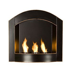 Sin Titulo Wall Mount Fireplace Wall Mounted Fireplace Fireplace