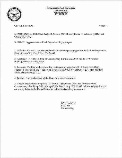 Army Memorandum For Record Template Unique Army Memorandum Template Memorandum Memorandum Template Memo Template