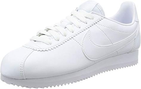 online shopping for Nike Nike Women?s Classic Cortez Leather Low-Top Sneakers White from top store. See new offer for Nike Nike Women?s Classic Cortez Leather Low-Top Sneakers White