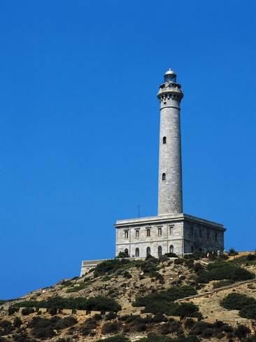 Lighthouse of Cape Palos, Almeria, Andalusia, Spain Giclee Print