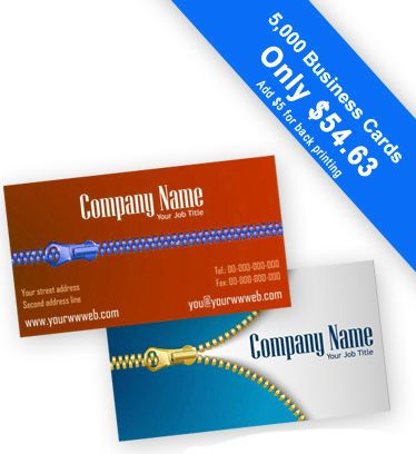 5000 Cheap Business Cards For 59 Or Cheaper Cheap Business