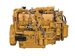 Caterpillar C9 9DG Diesel Engine Disassembly & Assembly Shop