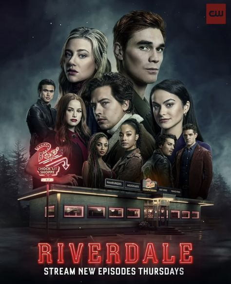 Riverdale S5 poster