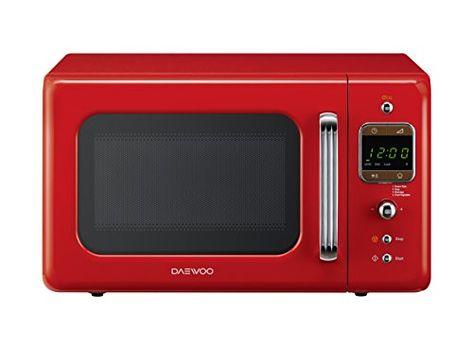 Retro Style Microwave Oven, 20 L, 800 W