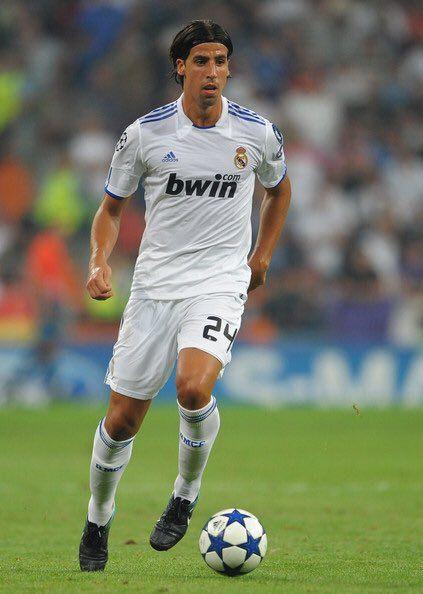Sami Khedira Germany 2010 2015 Real Madrid Real Madrid Players Madrid