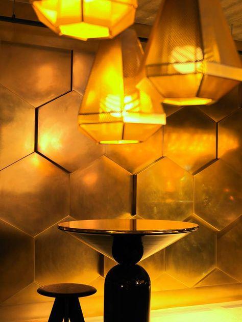 Tom Dixon / Design Research Studio / Eclectic Restaurant, Paris ...