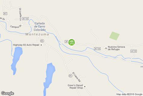 Montezuma Hot Springs | Pemberton New Mexico Hot Spring Trails ...
