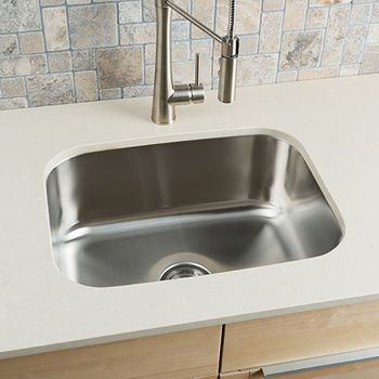 Clark Stainless Steel Large Single Bowl Sink Single Bowl Sink