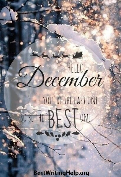 Scrupulous Essay Editing By Top Skilled Experts Bestwritinghelp Org Welcome December Hello December December Wallpaper Beautiful hello december wallpaper for