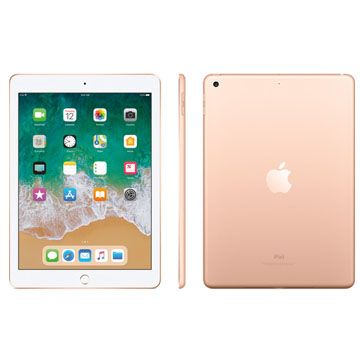 New Apple Ipad 9 7 128gb Wifi 2018 Tablet Gold Apple S 2018 Edition Ipad Is A Competitively Priced 9 7 Inch Tablet Made With Th Ipad Wifi Ipad 32gb Ipad 6