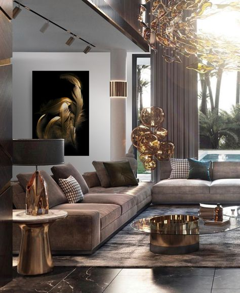 Interieur Ideeen Com.Plume Feathers In 2020 Huis Interieur Interieur Woonkamer Huis