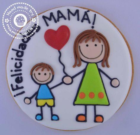 Mama y niño – Mamimanitas