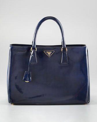 e9f25ef72065 Prada Floral Applique Spazzolato Tote Bag