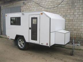 Ctroim Vnedorozhnyj Pricep Svoimi Rukami Koval Craft Youtube Camping Trailer Micro Camper Camper