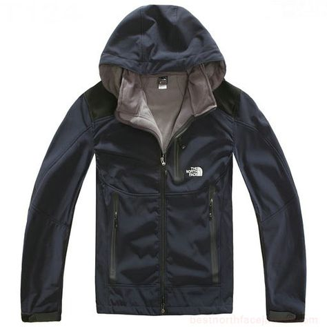 fcc84538d7 Cheapest Mens North Face Softshell Jackets Blue,North Face Outlet Online  Store