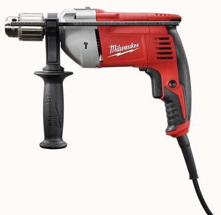 Milwaukee 5376 20 104 02 Hammer Drill 1 2 8 0a 0 To 48 000bpm In 2020 Milwaukee Hammer Drill Drill Hammer Drill