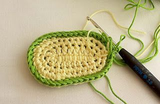 Crochet Mini Sandals Keychain Flip Flop Key Chain Cute Beach Keychain Bag Charms