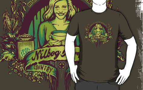 "troll 2 ""country hospitality"" shirt"