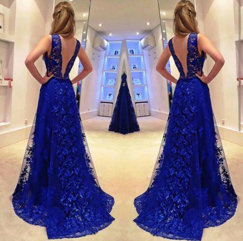 Vestidos De Damas De Honra Para Comprar 2017 Novo Designer De Azul Marinho Barato Da Dama De Honra Vestidos De Renda Chiffon Plissados Longos Prom