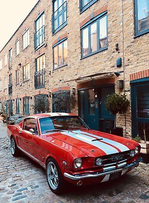eBay: Show winning 1965 Ford Mustang Fastback for Sale