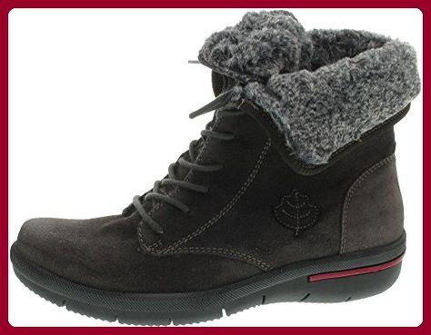 Waldläufer Hadessa Size 8.5, Color grau Stiefel für frauen