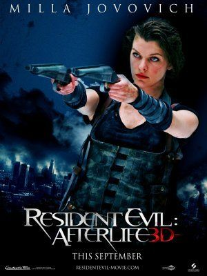 Resident Evil Afterlife Poster Id 668517 Resident Evil Milla Jovovich Full Movies Online Free