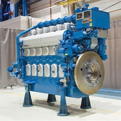 Wärtsilä 20DF | Marine diesel engine, Engineering, Marine oil