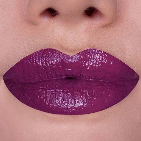 Fall tones @lipsonfire_  Vintage liquid lipstick & Vintage lip gloss  #anastasiabeverlyhills