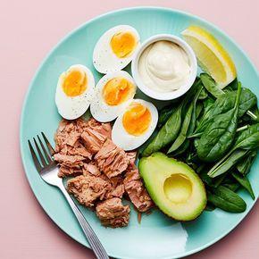 Snacks für dissoziierte Diätmenüs