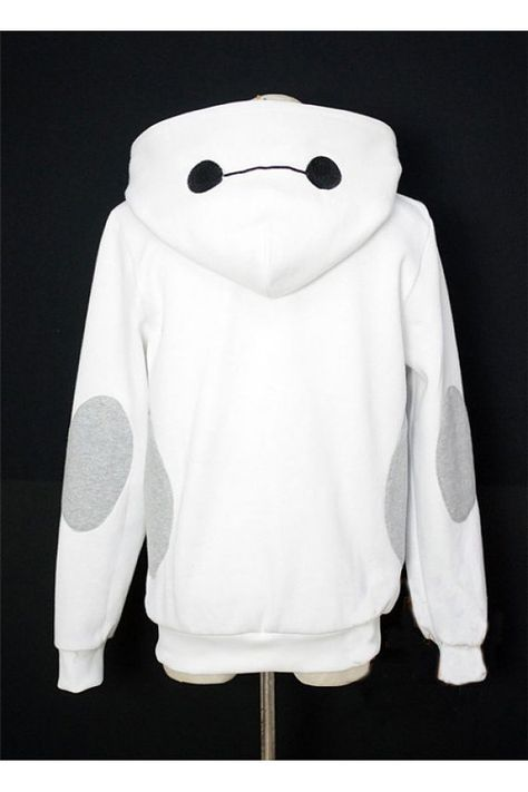Baymax hoodieKIGURUMI Cosplay  Charactor animal Hooded  by RnMoMo
