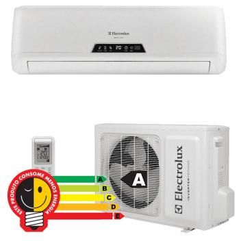 Ar Condicionado Split Electrolux Hw Inverter 12000 Btu Quente Frio