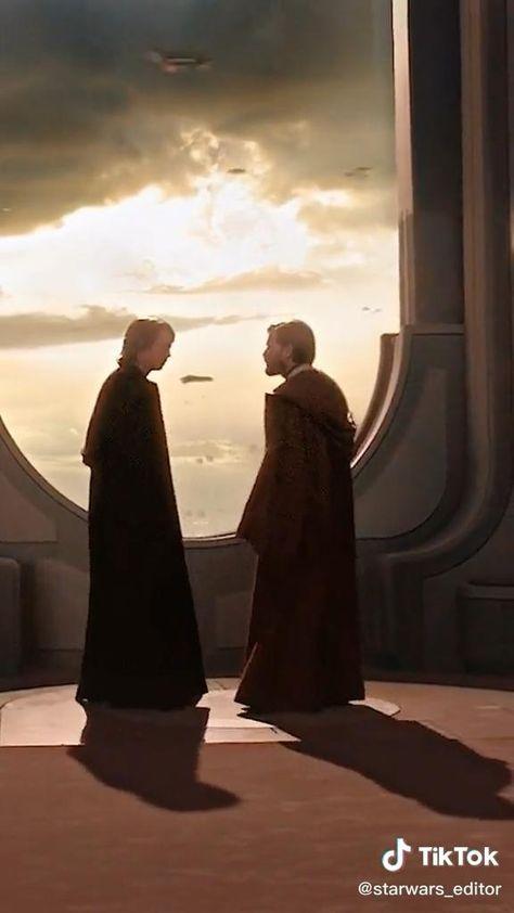 Obi Wan&Anakin