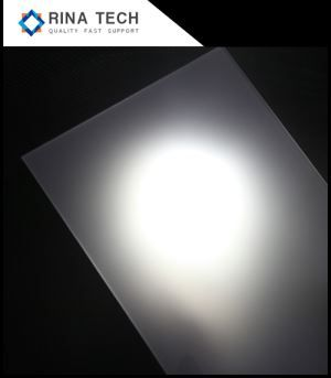 Backlight Diffuser Plate Product Discription: White Diffuser Sheet