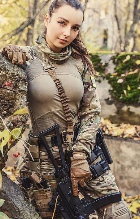 Army Women Sex