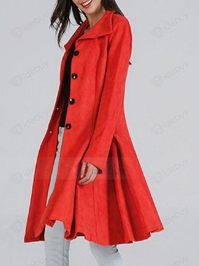 Rot Trenchcoat Langer Mantel 20 Rabatt 105 Code Vip20 10 Rabatt 75 Code 7510 8 Rabatt 55 Code 5508 Fashion Abendkleid Style Brautklei