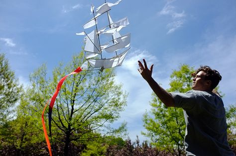 5 | Haptic Lab's New Ship Kite Sails Through The Skies | Co.Design: business + innovation + design
