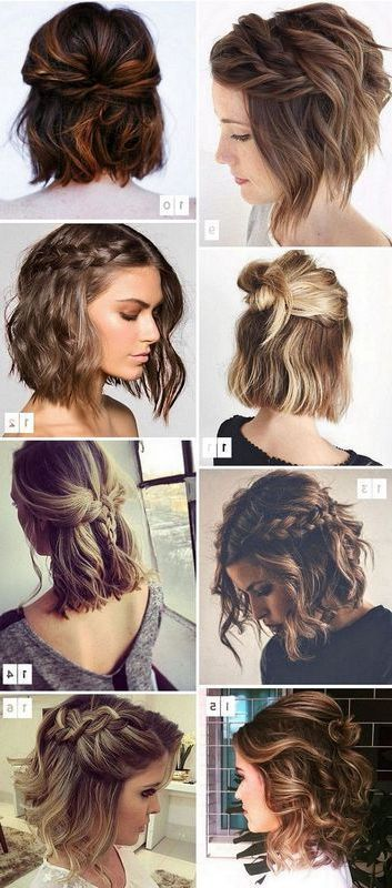 41 Gorgeous And Fashion Hairstyle For Medium Lenth Hair For Daily Life And School Hair Medium Hair Styles Cute Hairstyles For Short Hair Short Hair Styles